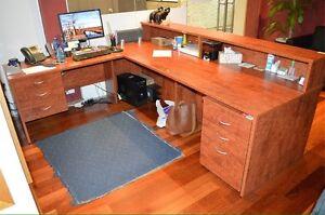 Reception desk, Girraween Parramatta Area Preview