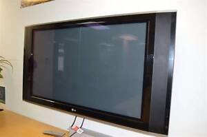 TV, LG, XD engine DV3 HD, 52``, wall mounted, with remote St Marys Penrith Area Preview