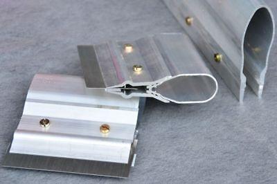 Free Shipping1pcs 20cm Smt Solder Paste Squeegee Stencil Printing Blade Scraper