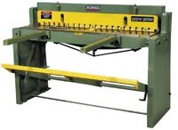 52 INCH FOOT METAL SHEAR #BB-F5216