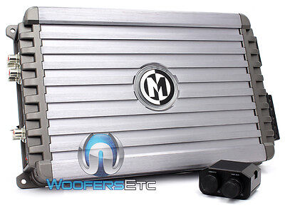 Memphis Mra5.750 Amp 5 Channel Component Speakers Tweeters Subwoofers Amplifier on Sale