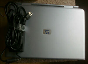"Used HP Pavilion zd7000 17"" Laptop (Repair and/or Parts)"