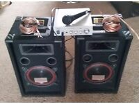 PA System by Malone of Germany