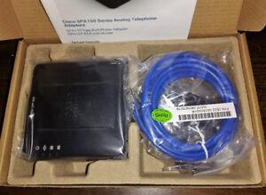 CISCO SYSTEMS SPA122 Cisco ATA with Router