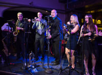 8 piece Dance Band for your Special Event