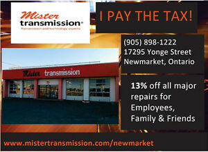 TRANSMISSION REPAIRS, REBUILDS, & SERVICE
