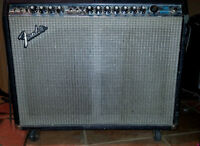 Fender Twin Reverb 1976 ORIGINAL - BEST OFFER MEILLEURE OFFRE