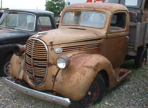Ownership for a 1937 or 1938 or 1939 Ford truck