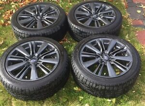 Subaru WRX STI Summer Wheels Tires Package