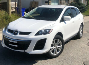 2011 MAZDA CX-7 -ALL WHEEL DRIVE-ONE OWNER