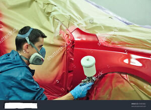 BODYWORK PAINTING AND WELDING