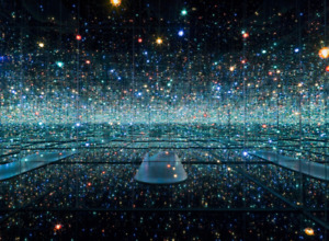 1 Student Infinity Mirror Ticket on 22 May 2018 2:30pm