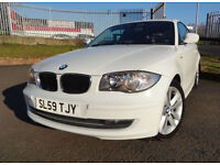 2009 BMW 118 2.0TD d Sport - Service History - KMT Cars