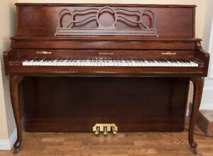 "BALDWIN 662 44"" Upright Piano in Near-Mint condition!"