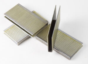 """Stainless Steel 7/16"""" x 2"""" guage 16 staples 300 pieces"""