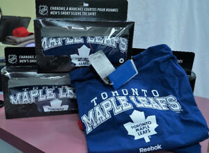 Toronto Maple Leafs Gift boxed T-shirts.