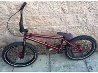 BMX bike United KL40