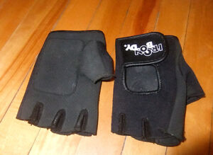 Cyclist's gloves