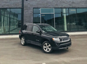 JEEP COMPASS 4X4 - BAS KMs / LOW KMs
