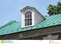 Painter needed for attic dormers