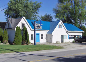 residential with commercial area attached Stratford Kitchener Area image 1