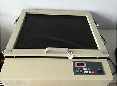 52cmx40cm Precise Vacuum Uv Exposure Unit Screen Printing Machine