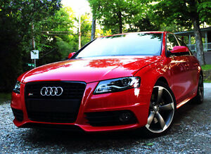 2012 Audi S4 Sports et Black optics pack. 410HP !!!