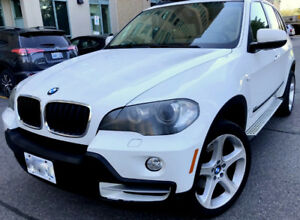 2007 BMW X5, 3.0SI, 7 SEATS, PANORAMIC ROOF, ((SAFETY, E-TEST))