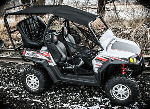 Polaris RZR Backseat & Roll Cage  -- ATV TIRE RACK Lowest prices Kingston Kingston Area image 2