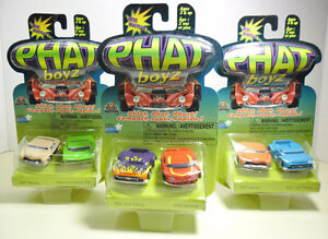 Phat Boyz 2002 Collectible Diecast NEW in Package