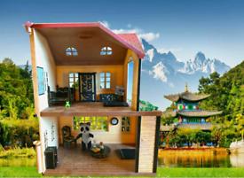 Sylvanian Families Oriental House