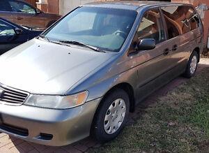 2001 Honda Odyssey LX Minivan, Van