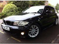 2006 BMW 120D SPORT DIESEL 6 SPEED 163 BHP FOGS ALLOYS NOT TYPE R 118D PASSAT JETTA 320D M X TYPE SE
