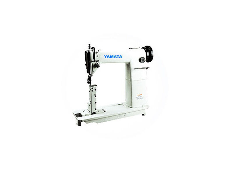 Yamata GC/FY810 Sewing Lockstitch,Post Bed,Roller feed-Head Only -No power stand