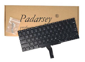 "New A1370 A1465 MacBook Air 11"" Keyboard - Fits: 2011 to 2015"