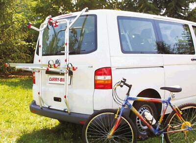 Portabicicletas VW Bus Bulli T5 Carry-Bike Pro Fiamma Para Dos Bicicletas