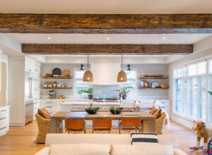 Ceiling beams fireplace mantels Rustic Wood  floating shelves