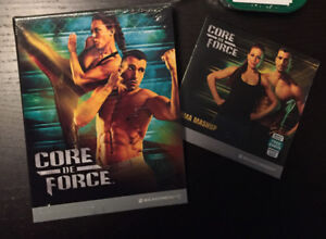 35$ Core de Force + MMA MASHUP - Scellé.