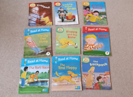 Read at home Biff Chip & Kipper First Stories Level 3-6 Oxford tree bo
