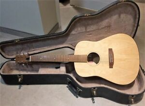Vintage Godin Acoustic, Hand-made in Canada!