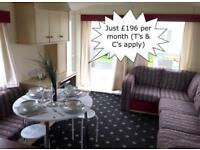TIRED OF YOUR HOLIDAY PARK? Static Caravans For Sale near Towyn North Wales