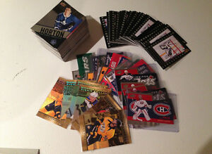 Cartes hockey Upper Deck Tim Hortons 15/16 base set. 3 pour 1$