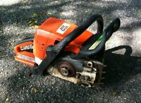 Wanted: Old chainsaws collecting dust...Not working