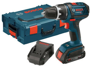 "Bosch Drill/Driver Compact Tough Kit 18V Lithium-Ion 1/2"" BNIB."