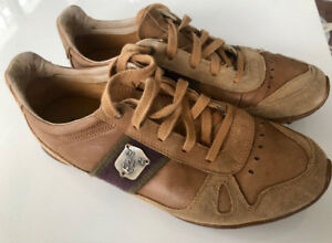 *** DIESEL Kochi all leather shoes / sneakers US 10 / 43 Euro **