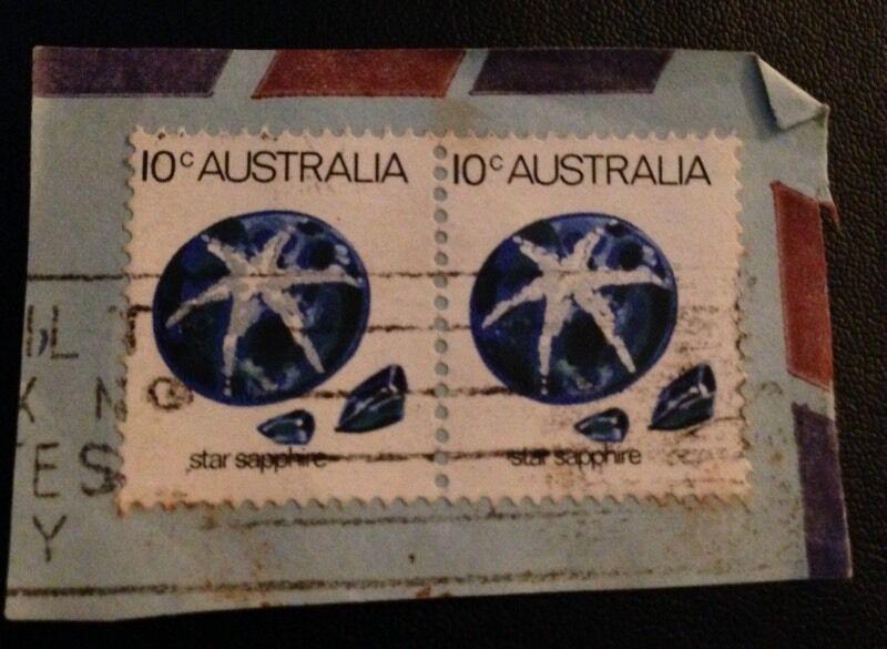 Australian postage stampsin Ilkeston, DerbyshireGumtree - Australian postage stamps 2 of, value 10 cent each sent via airmail