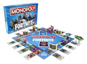 FORTNIGHT MONOPOLY LIMITED EDITION