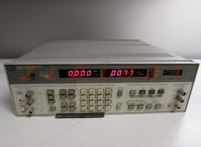 One Used- Hp 8903b Audio Analyzer Good Condition