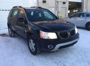 2006 Pontiac Torrent 6 MONTHS WARRANTY INCLUDED.