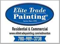 Painters needed in Edmonton and Sherwood Park!